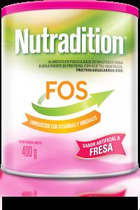 Nutradition FOS Fresa